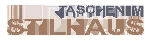 Taschen im Stilhaus Logo